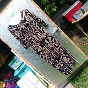 NY Collection Maxi Dress 3X
